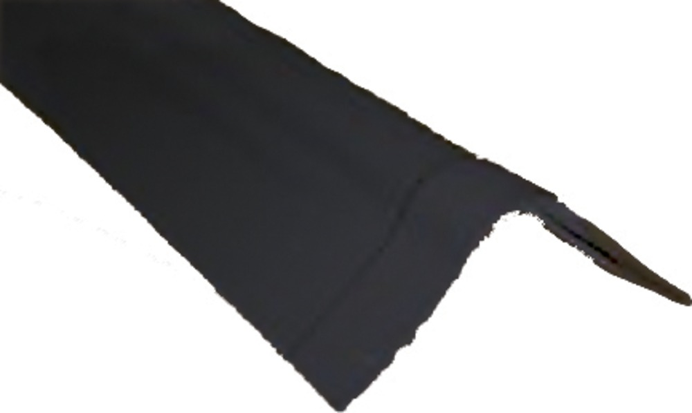 Fabulous Owonit Windveer vezelcement zwart 200 cm - Bouwmaat OD64