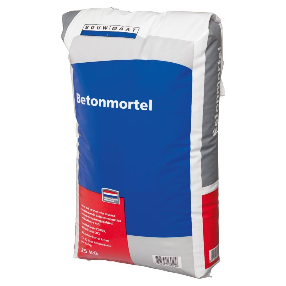 Geliefde Bouwmaat Betonmortel C20/25 25 kg - Bouwmaat FM36
