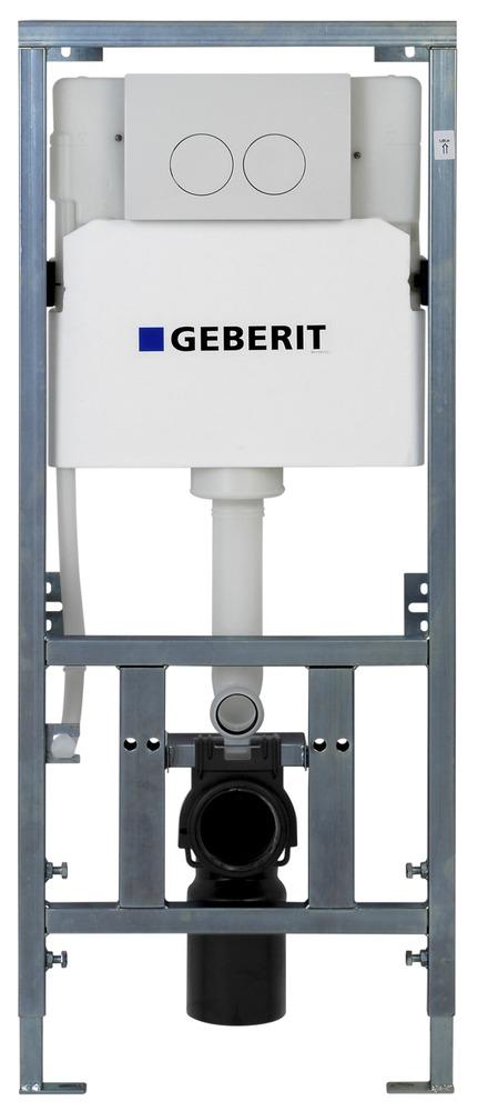 df22bc4940e Bouwmaat Inbouwreservoir + bedieningspaneel. Merk: Geberit